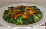 roasted vegetables in Africa