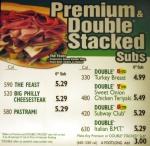 restaurant calorie labeling