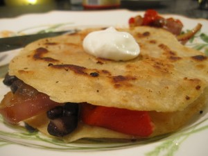 recipes for health quesadillas