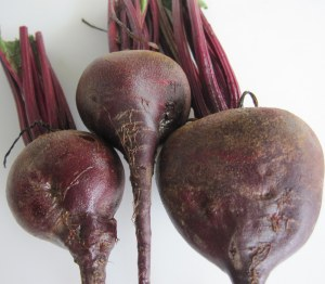 raw beets